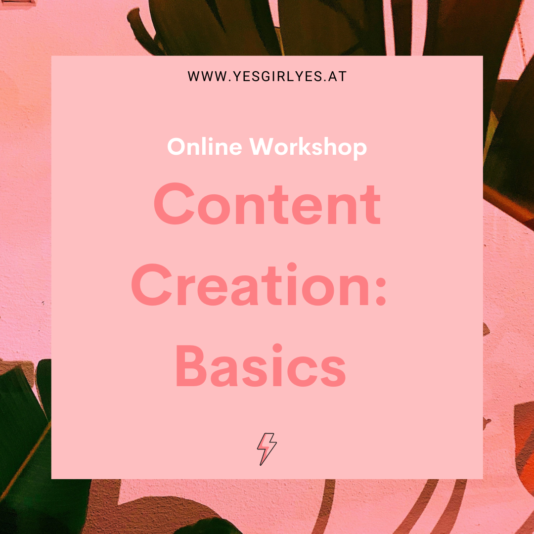 Workshop Content Creation
